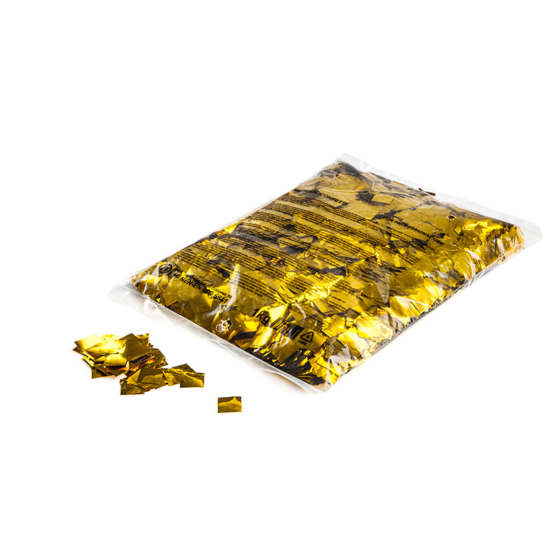 Schritt 2: PRO - Glitterdreams FX Konfetti Quadrat Metallic gold