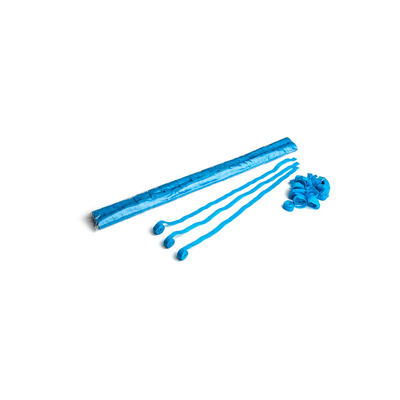 Schritt 2: GIGANT - Paper Streamer hellblau - 5m x  0,85 cm - 100 Rollen