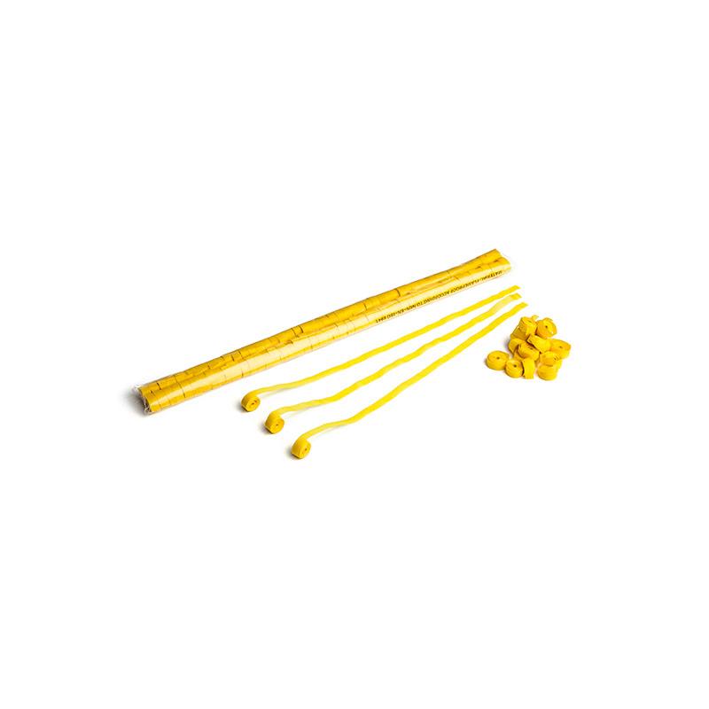 Schritt 2: GIGANT - Paper Streamer gelb - 5m x  0,85 cm - 100 Rollen