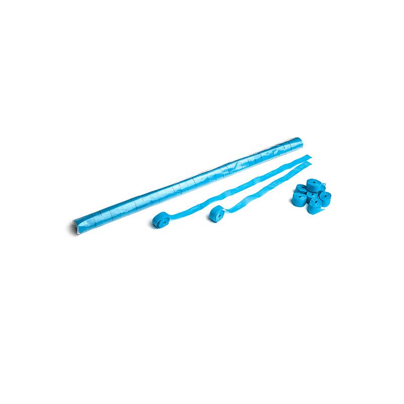 Schritt 2: GIGANT - Paper Streamer hellblau - 10 m x  1,5 cm - 32 Rollen