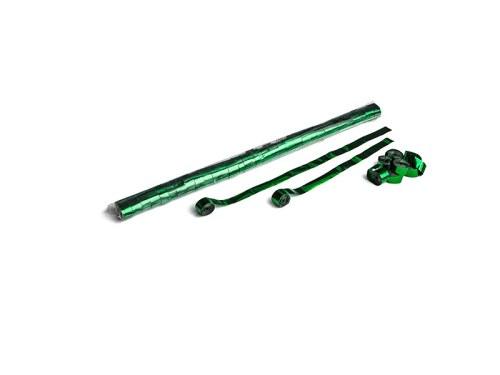 Schritt 2: GIGANT - Metallic Streamer dunkelgrün - 10 m x  1,5 cm - 32 Rollen