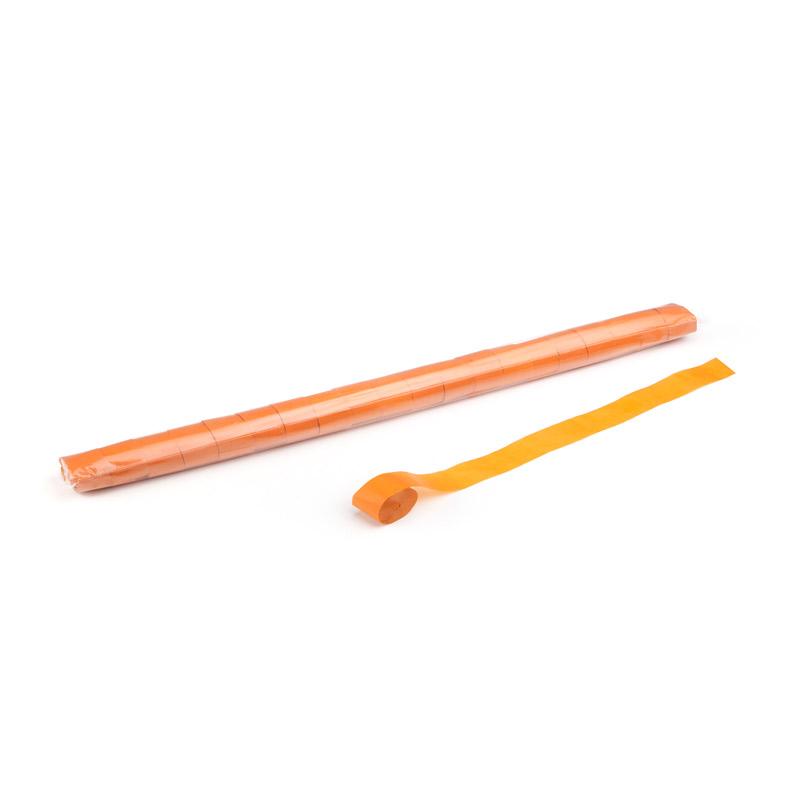 Schritt 2: GIGANT - Metallic Streamer orange - 10 m x 2,5 cm - 20 Rollen