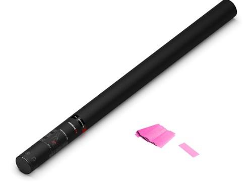 OEM Handheld Cannon 80cm Papier Confetti Fluo Pink