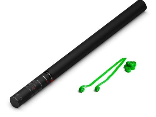 OEM Handheld Cannon 80cm Papier Streamer Hell Grün