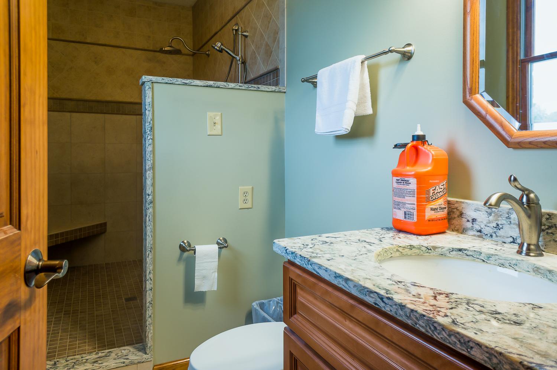 Bathrooms - Remodels - H&S - Lynchburg, Rustburg and Altavista Va.