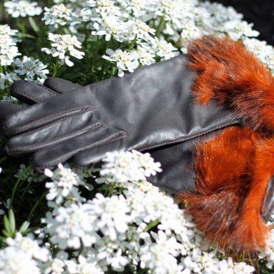 Handsker med opposum