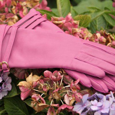 Handsker med små remme