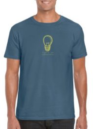 Uganda - Lights On - DEMO Shirt Front