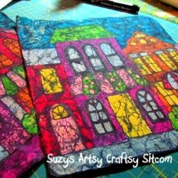 What to do with crayons