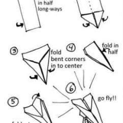 Cool Paper Plane Diagram 2004 Saab 9 3 Stereo Wiring 34 Soaring Airplane Crafts Activities For Kids Hands On As We Grow How To Make The Best