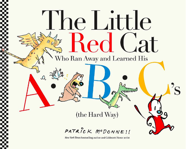 Go on an alphabet adventure with your preschooler in this fun book!