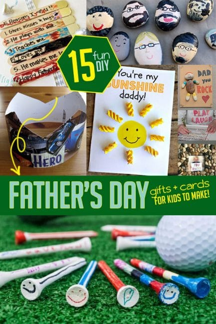15 diy father s