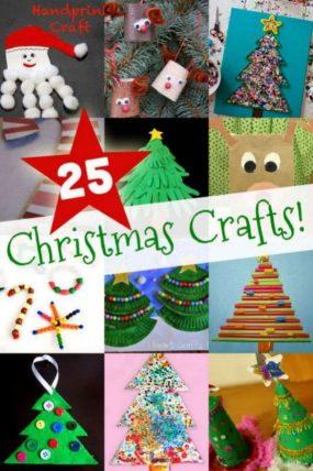 2nd Grade Christmas Crafts