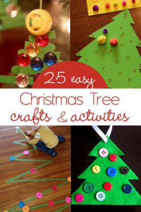 Christmas Crafts Ks1