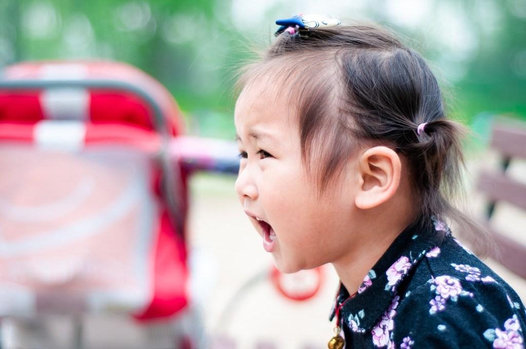 tantrum emotional regulation in children