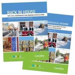 Columbia Institute project