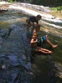 kiddos at pooles mill