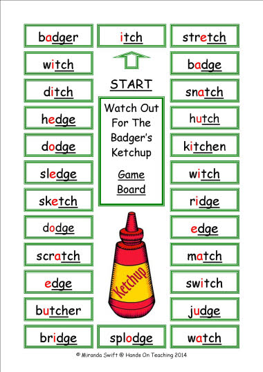 All Worksheets Dge Words Worksheets Printable