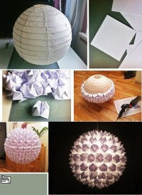 DIY Paper Lanterns | Handspire