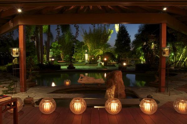 Garden Lighting Ideas Ideas For Garden Lighting Decoration Design