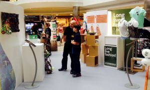 Hammerson Big Positive Weekend interaction