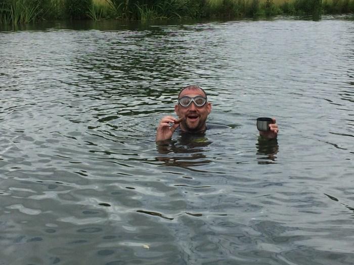 Andre's swim 2