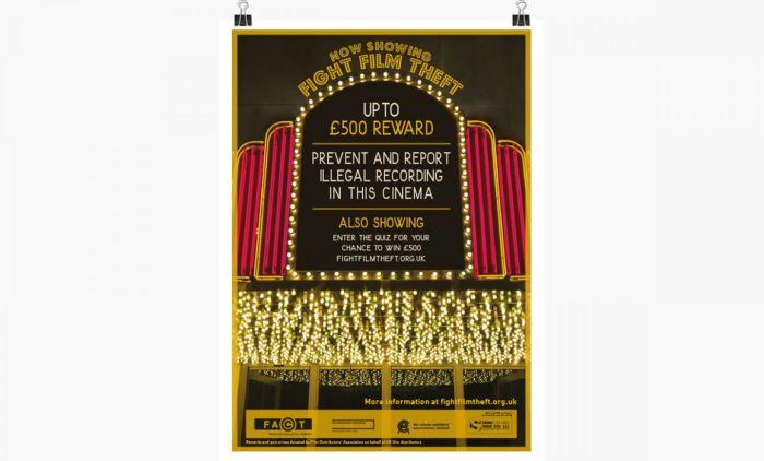 Reward Poster for FFT 2014 campaign artwork