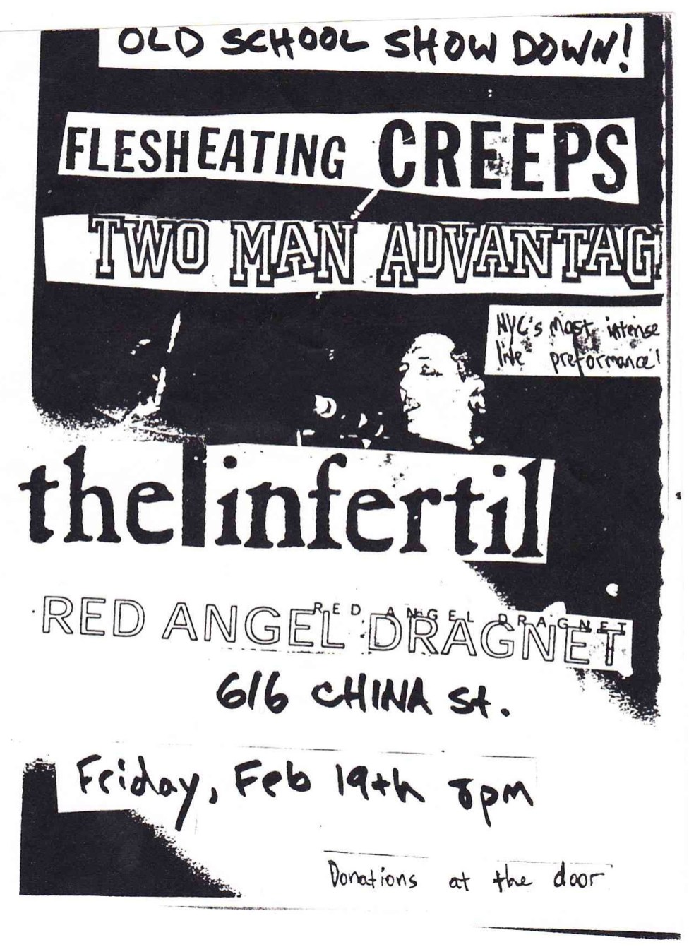 1999-02-19-house-show-flyer