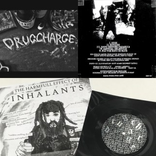 Drugcharge-7-Inch-Flexi-Collage