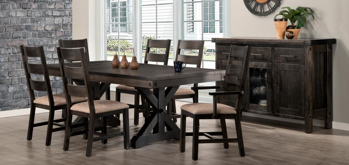 Rafters Dining Room Collection By Handstone