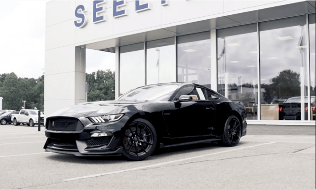 2018 Ford Shelby GT 350