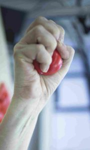 Hand Therapy exercises for hand injuries