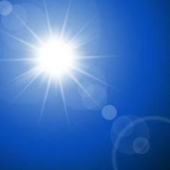 Hot sun, summer safety