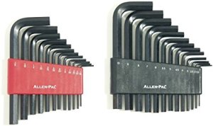 SAE Hex Keys & Metric Hex Keys