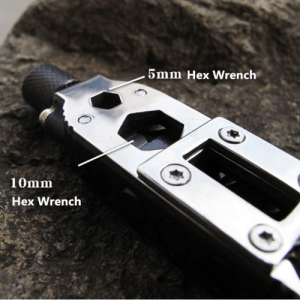 Metric Wrench