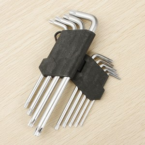 Torx Key Wrench Set