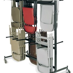 Hanging Chair Cart Steel And Table Caddies At Handtrucks2go