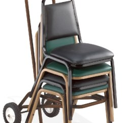 Public Seating Chairs Chair Pull Out Bed Stackable Cart-handtrucks2go.com
