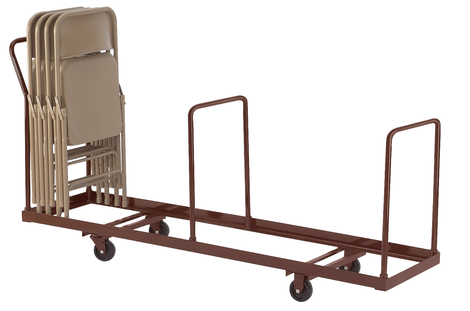 folding chair carts stools with backs vertical cart handtrucks2go