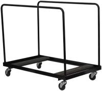 """60"""" Round Folding Table Storage and Transport Truck"""