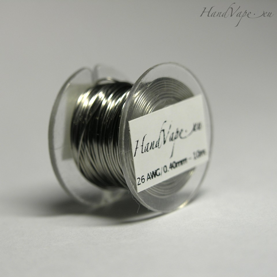 Kanthal A1 Wire   HandVape.eu :: Made by hand in Estonia