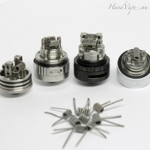 Fused Clapton (SS316)