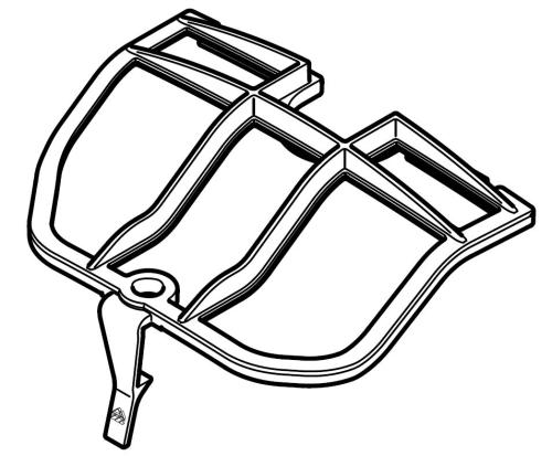 Dolmar PS-32 Abdeckhaube, Luftfilter, Schalldämpfer