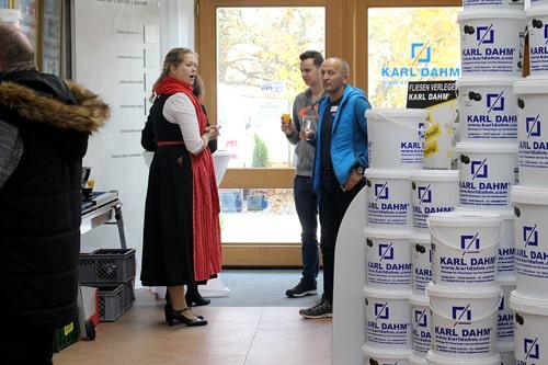 Empfang Karl Dahm Sonderverkaufstag 2018