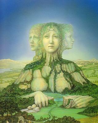 triple goddess brigid linda & roger garland handwork homeschool