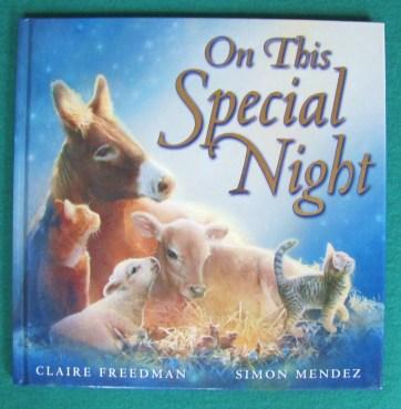 Christmas Book List Handwork Homeschool On this special Night