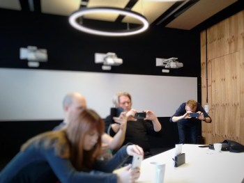 "Smartphone Fotografie Workshop im neuen ""my Playstore"""
