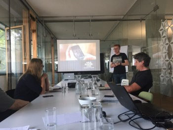 Socialmedia & Smartphone Fotografie Workshop in Linz