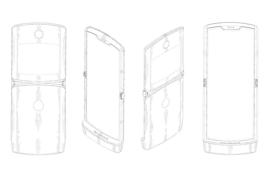 Motorola RAZR V4: Das beliebte Klapphandy kommt zurück