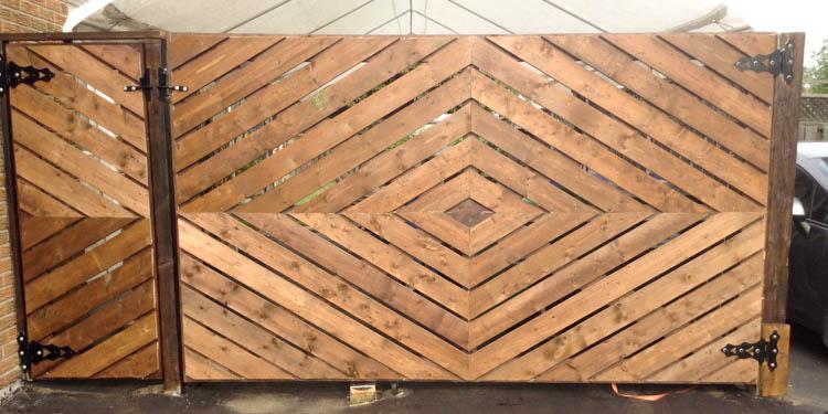 Deck & fencing